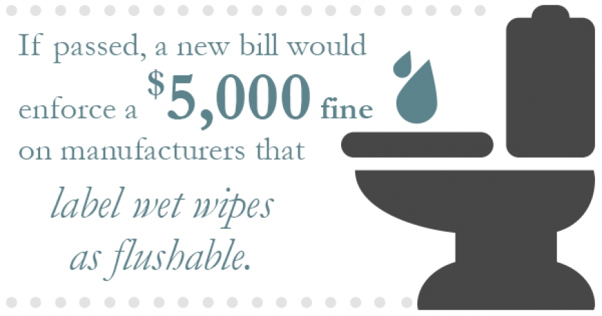 Why New York City Politicians Have a Problem With Wet Wipes